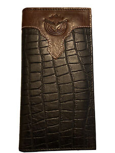 100% Genuine Leather LONG WALLET
