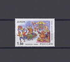 RUSSIA, EUROPA CEPT 1998, NATIONAL FESTIVALS, MNH