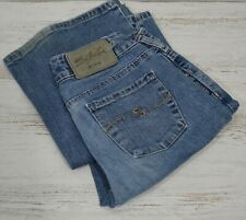 Silver Jeans Bootcut 28 X 35 Distressed Women's