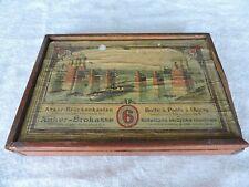 Anker Bridge Building Set in Original Wood Box