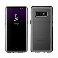 New Pelican Protector CASE COVER | Samsung Galaxy Note8 Case (Black/Light Grey)