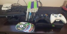 Xbox 360, Kinect, 2 controller and 11 Game  Bundle! 320GB HDD