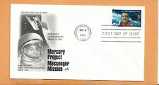 MERCURY PROJECT MESSENGER MISSION MAY 4,2011 KSC SHEPARD STAMP