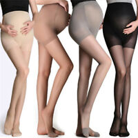 Maternity Tight Pantyhose Sexy Pregnant Women Elastic Pantyhose Tights RD