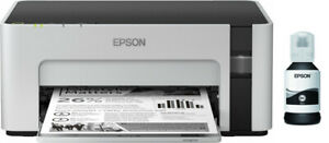 Epson EcoTank ET-M1120 Schwarz/Weiß Tintenstrahl Drucker nachfüllbar USB Wi-Fi