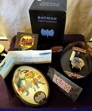 Fossil Watch Batman No. 3 Limited Edition Collectors Wristwatch