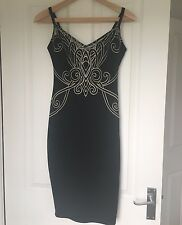 Stunning Michelle Keegan Dress - Black - Size 8 - Party, Races, Prom. VGC!
