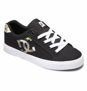 Dc Shoes Chelsea Nero - Multi ADJS300243 KMI Da Donna UK Taglie 5 - 8