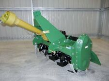 HAYES PTO TRACTOR ROTARY HOE/TILLER 5FT HEAVY DUTY - 3 POINT LINKAGE