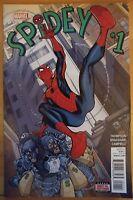 SPIDEY #1 (2016 MARVEL Comics) ~ VF/NM Comic Book