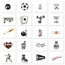 Authentic Origami Owl Charms SPORTS GAMES FITNESS Your Choice Combined Shipping