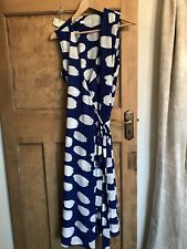Jasper Conran Wrapover Dress Size 12