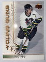 2000-01 Upper Deck Young Guns Milan Kraft #213 YG RC Rookie Card Penguins