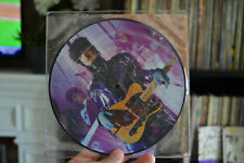 PRINCE SPECIAL LIMITED EDITION PICTURE DISC RECORD LITTLE RED CORVETTE & 1999