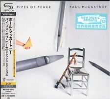 PAUL MCCARTNEY-PIPES OF PEACE [SPECIAL EDITION]-JAPAN 2 SHM-CD I71