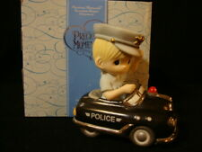 New ListingPrecious Moments-Policeman-Always Ready To Serve And Protect