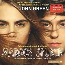 John Green- Margos Spuren, gekürzte Lesung auf 4 CDs