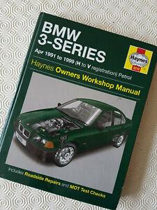 Haynes BMW 3-Series Owners' Workshop Manual