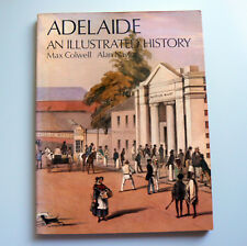ADELAIDE An Illustrated History early photographs South Australia war depression