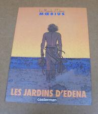 MOEBIUS - LE MONDE D'EDENA - 2 - LES JARDINS D'EDENA - EO 1988 ( TBE )