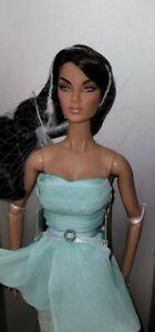 Integrity toys Fashion Royalty  Korinne Dima Siren Silhouette Dressed Doll- NRFB
