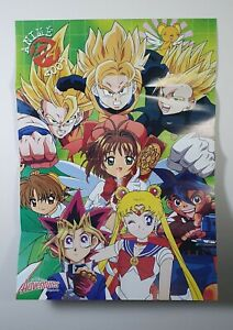 Anime 2003/Kim Possible Double-sided Poster (Disney Promotional)