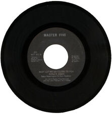 "BABY WASHINGTON & DON GARDNER  ""BABY LET ME GET CLOSE TO YOU""  70's   LISTEN!"