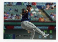 2020 Topps Stadium Club #108 YUSEI KIKUCHI Seattle Mariners PHOTO BASEBALL CARD