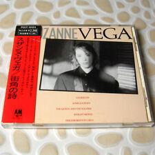 Suzanne Vega - Self Titled S/T JAPAN CD W/OBI Very Good #K02
