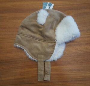 NEW Old Navy Boys Girls Unisex 0-6 12-18 18-24 MONTHS Trapper Hat WINTER #21117