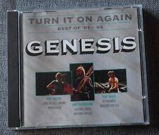 Genesis, turn it on again - Best of '81-'83, CD France