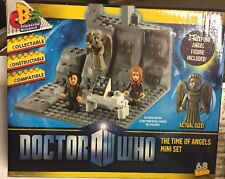 Dr. Who Legos Time Of Angels Mini Set With Weeping Angel Figure For Creepy Fun