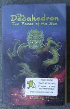 Decahedron Ten Faces of the Sun DUDLEY HOOD 1st/1st Paperback