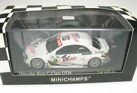 MINICHAMPS - Mercedes-Benz C-Class - DTM 2005 - S. Mücke - 1:43 - B66058870 NEU