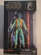 Hasbro Star Wars The Black Series Greedo Action Figure