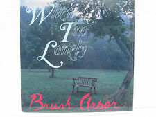 Brush Arbor Quartet When I'm Lonely vinyl Lp sealed southern gospel Swayzee In