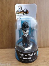 Corgi GS62108 London 2012 Olympic Mascot Figurine - Wenlock Police Officer