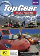 Top Gear - The Great Adventures - The India Special/Supercars Across Italy (D159