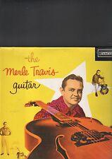 MERLE TRAVIS  - guitar LP