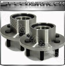 1 pair 97-04 Dodge Dakota 2WD Front Wheel Bearing & Hub Assembly for Models