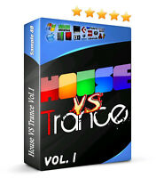 House VS Trance Vol.1 Techno EDM Fruity Loops Ableton Loops Synths Drums REX  FX