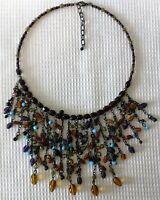 Vintage Women's Necklace USSR Soviet A v