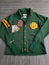 Mitchell & Ness NFL Green Bay Packers Vintage Cardigan Sweater Men's Size M