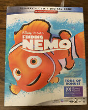 Finding Nemo (2019, Blu-ray, Dvd, Digital) New Free Fast Shipping