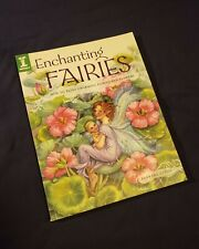 Enchanting Fairies - How To Paint Charming Fairies And Flowers Book