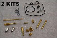 2x Honda 78-81 CB400T CB400 Hawk Carburetor Carb Rebuild Kit -  2 Kits