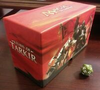 Khans of Tarkir - Fat Pack DECK BOX + 20-sided dice - FREE SHIPPING mtg