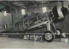 Gloster Gladiator  Vintage  Tirage argentique  14x19  Circa 1960