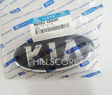 2011-2013 KIA SPORTAGE Genuine OEM Front Grille KIA Logo Emblem