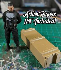 Weapon Crate/Container Diorama PROP ONLY Mezco, Marvel Legends 1/12